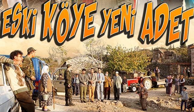 Eski Köye Yeni Adet filminin afişi yayınlandı!