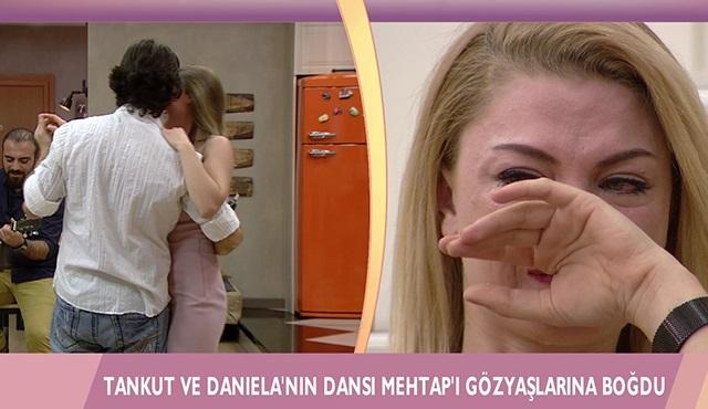 Tankut'un Daniela'yı seçmesi Mehtap'ı gözyaşlarına boğdu!