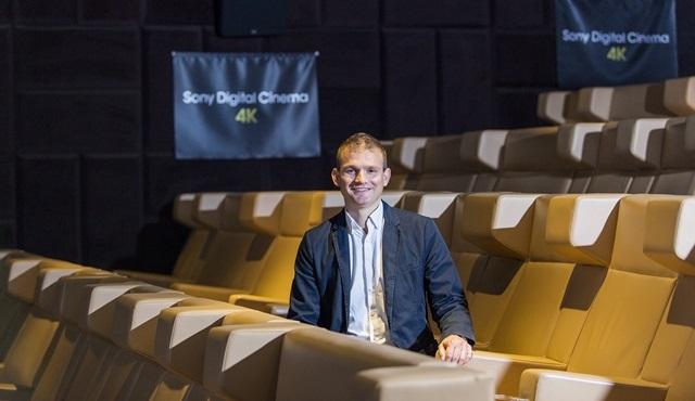 Tim Potter: Türk sinema sektörü görüntü kalitesinde Avrupa'nın çok daha ilerisinde