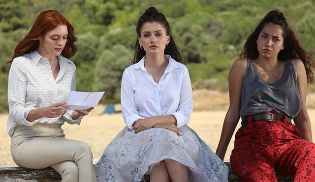 Star Tv'nin yeni dizisi Sevgili Geçmiş setinden ilk kareler yayınlandı!