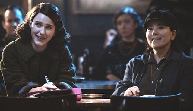 The Marvelous Mrs. Maisel dizisi üçüncü sezon onayı aldı