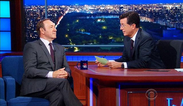 Kevin Spacey, House of Card aracılığıyla konuştuğu ismi açıkladı: Donald Trump
