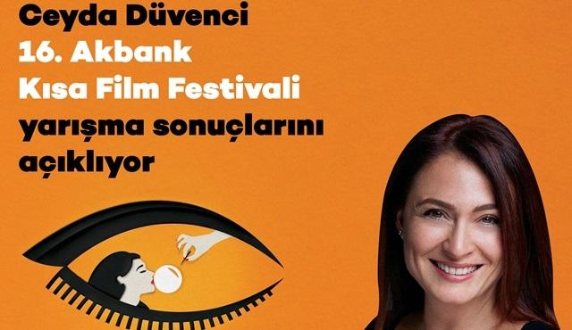 16. Akbank Kısa Film Festivali'nde ödüller sahiplerini buluyor!