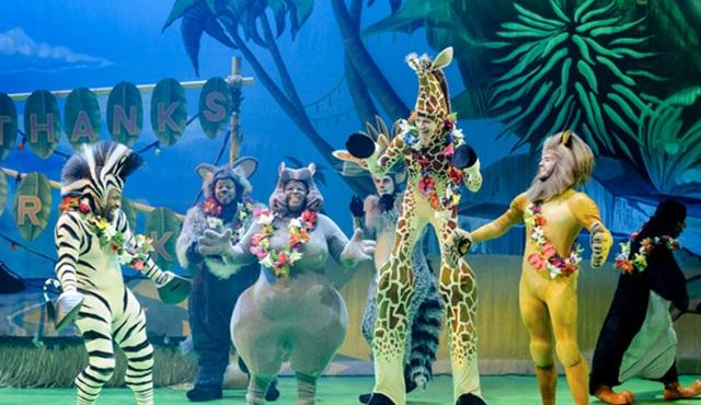 Ankara kaçırma, 'Madagascar Live' ayağına geliyor!