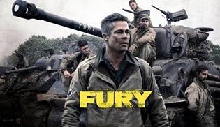 Fury filmi Show Tv'de ekrana gelecek!
