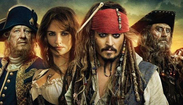 Karayip Korsanları Gizemli Denizlerde: Kaptan Jack Sparrow geri dönüyor!