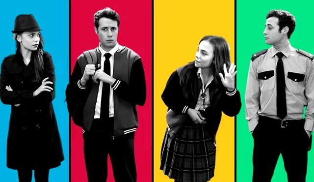 Lise Devriyesi dizisinden ilk tanıtım yayınlandı!
