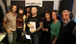 Altınsoylar'ın jenerik müziği için Hayko Cepkin stüdyoya girdi!