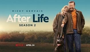 Ricky Gervais'li After Life'ın ikinci sezonu 24 Mayıs'ta Netflix'te!