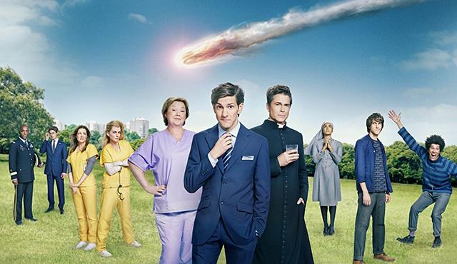 You, Me and the Apocalypse, Dizimax Comedy'de başlıyor