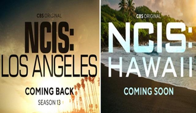 NCIS: LA'ye 13. sezon onayı veren CBS, NCIS: Hawaii'yi de duyurdu
