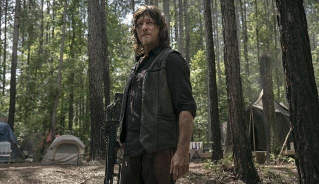 AMC, Daryl Dixon için de film yapmayı düşünüyor