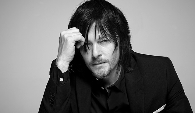 "Norman Reedus'tan ""GQ Türkiye Men of The Year"" için videolu mesaj"