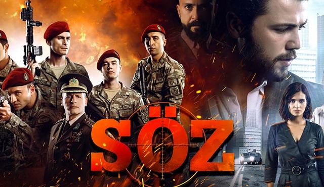 Star TV'nin başarılı askeri draması SÖZ'ün final tarihi açıklandı