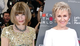 Anna Wintour ve Tina Brown'ın rekabeti dizi oluyor: All That Glitters