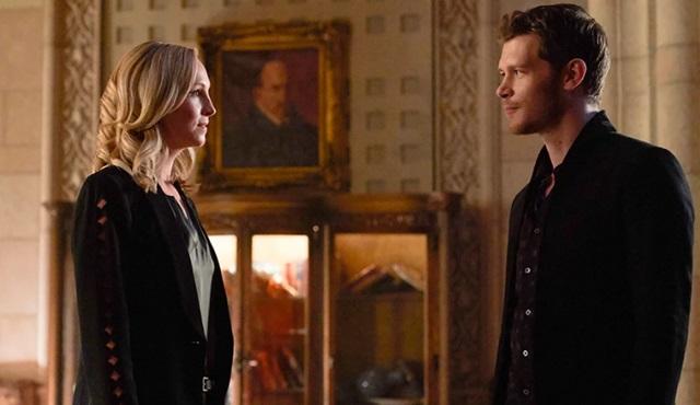 Caroline ve Klaus, The Originals'ta yeniden bir arada!