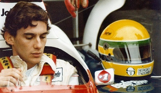 Netflix'ten Ayrton Senna dizisi de geliyor