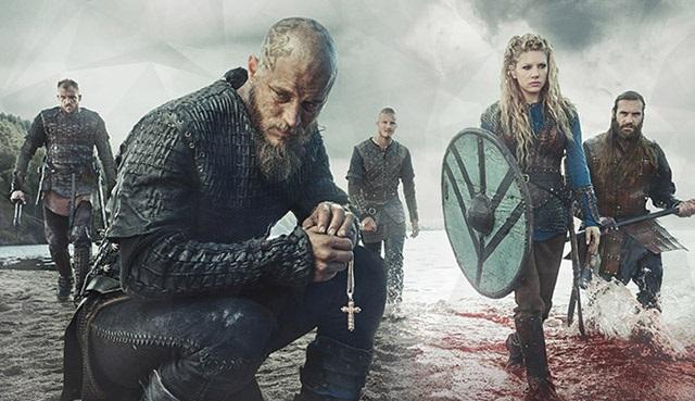 Vikings için 4. sezon fragmanı geldi