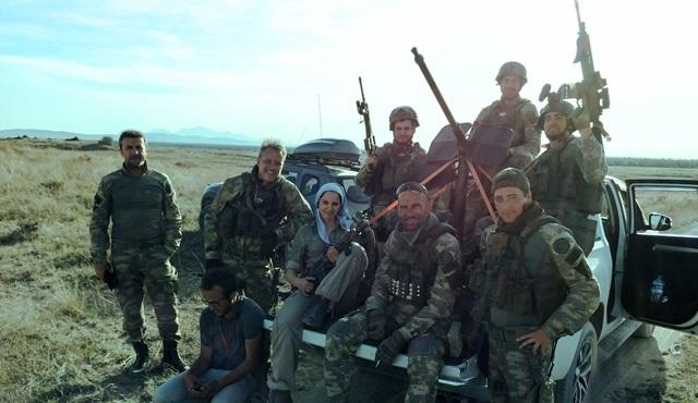 Dağ 2'de Türk yapımı gerçek silahlar kullanıldı!