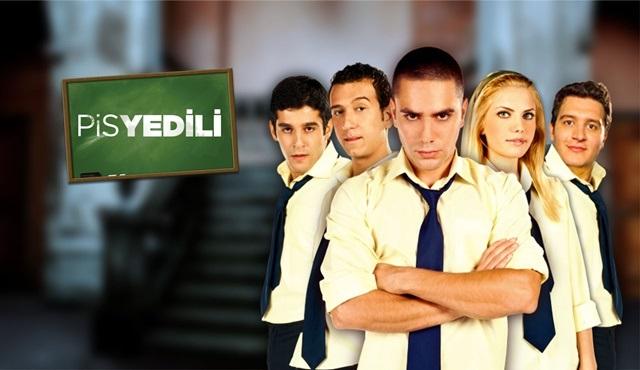 Pis Yedili tekrar bölümleriyle hafta içi her gün Show TV'de!