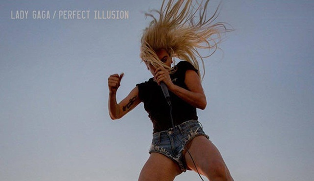 Lady Gaga'nın Perfect Illusion klibi Scream Queens'te yayınlanacak