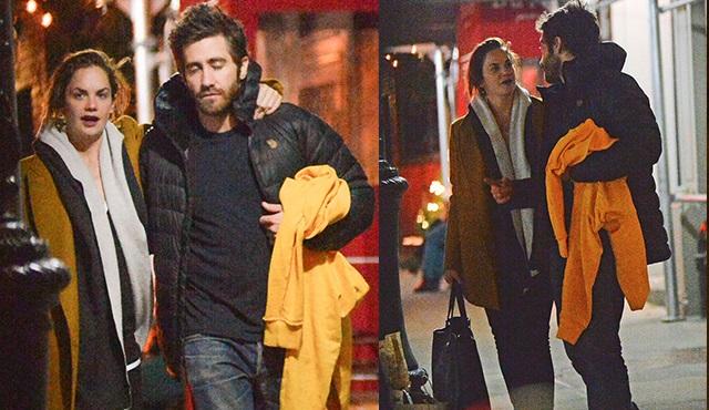 Jake Gyllenhaal ve Ruth Wilson mı?
