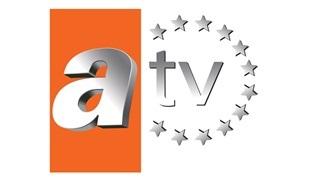 atv Avrupa yeni logosuyla yayın hayatına devam ediyor!