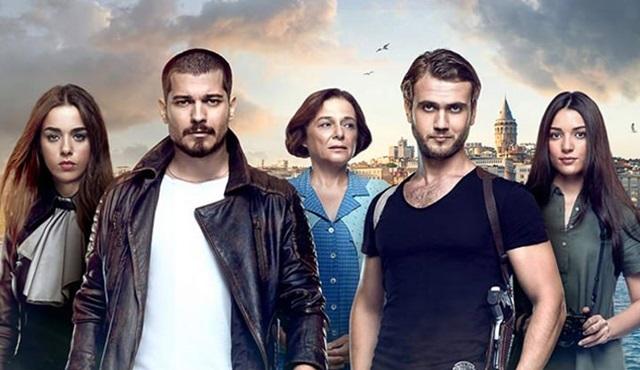 İçerde, 21 Haziran'da İspanya'da yayına giriyor