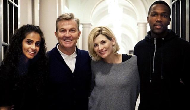 Doctor Who'nun 11.sezonunun kadrosu genişliyor
