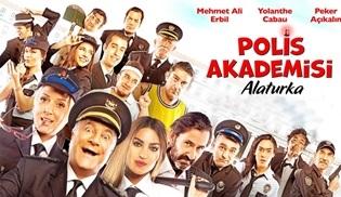 Polis Akademisi: Alaturka filmi Star Tv'de ekrana geliyor!