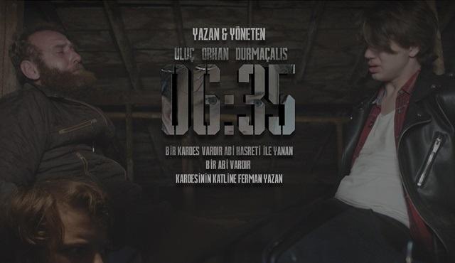 Erhan Can Kartal, iki yıl aranın ardından 06:35 filmiyle geri dönüyor!