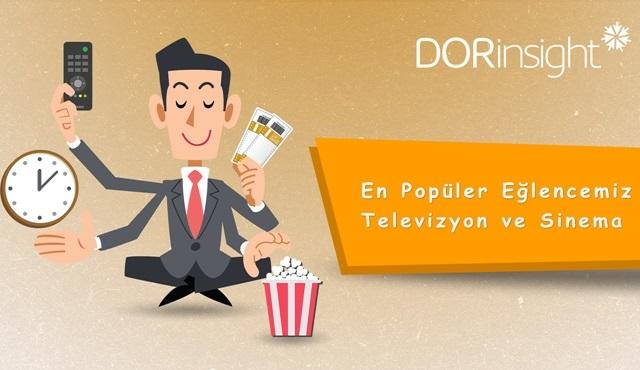 DORinsight açıkladı: Yılda en az 2 kere sinemaya gidiyoruz!