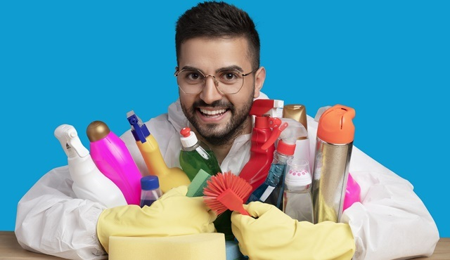 Temizlik Benim İşim yarışması Fox Türkiye'de başlıyor!