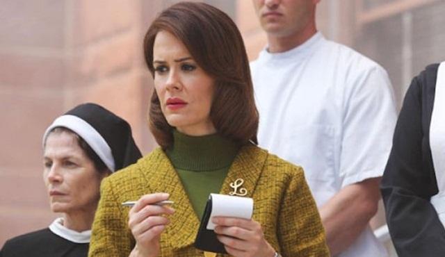 Lana Winters, American Horror Story'ye geri dönüyor!