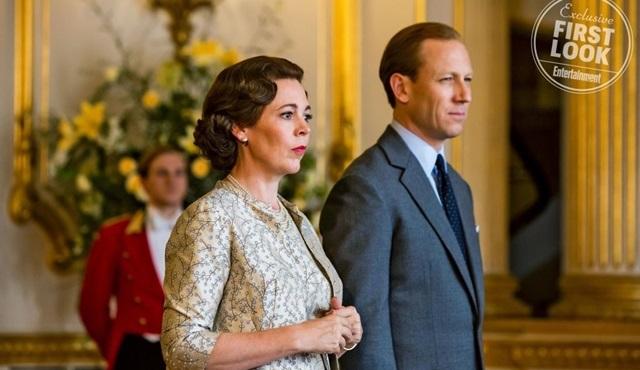 The Crown'ın 3. sezonundan yeni görseller geldi