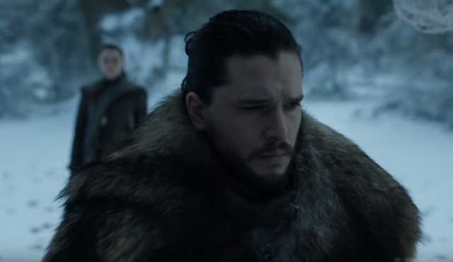 Game of Thrones'un final sezonundan yeni bir tanıtım ve afiş geldi