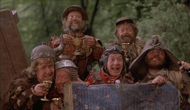 Terry Gilliam, Time Bandits ve The Defective Detective dizi projeleri hakkında konuştu