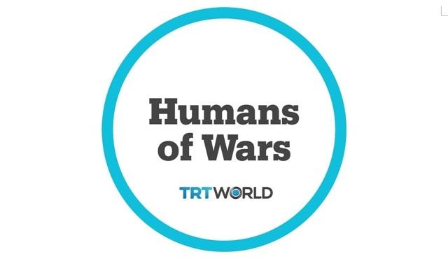 TRT World Dijital, 'Savaşın İnsanları' Projesi ile Dünya Mülteci Günü'ne dikkat çekiyor!