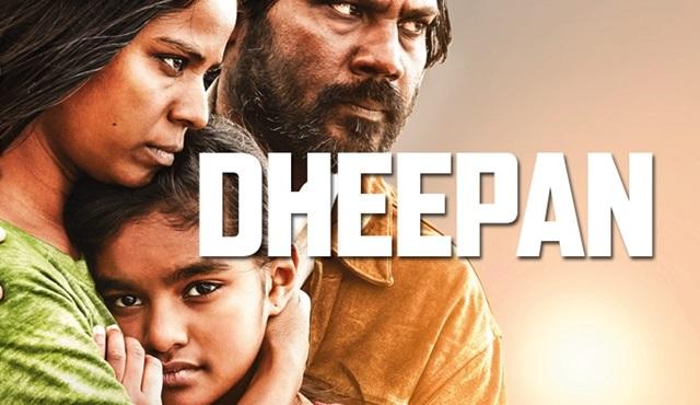 Altın Palmiye ödüllü ''Dheepan'' ülkemizde vizyona girmeye hazırlanıyor!