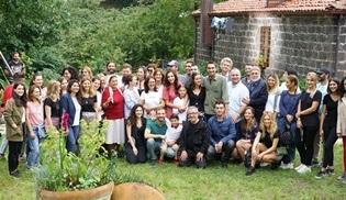 Romanya basını Sen Anlat Karadeniz setini ziyaret etti!