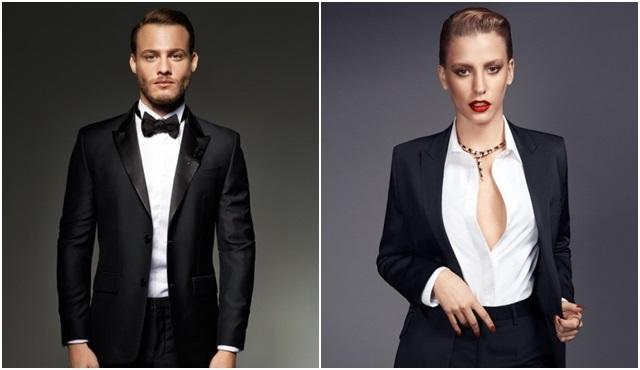 Kerem Bürsin ve Serenay Sarıkaya aynı filmde rol alacak!