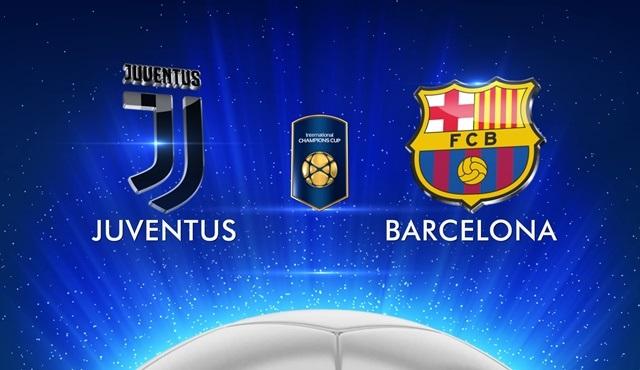 Juventus - Barcelona Uluslararası Şampiyonlar Kupası maçı Kanal D'de ekrana geliyor!