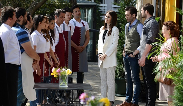 Sweet Revenge: Sinan and Ceyda Become Business Partners