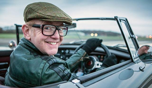 Chris Evans, Top Gear'dan ayrıldı