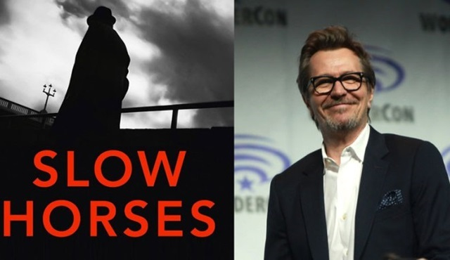 Gary Oldman, Apple TV+ dizisi Slow Horses'un kadrosunda