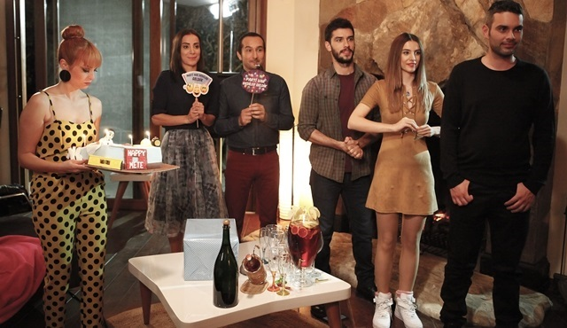 Kiraz Mevsimi: Öykü and Ayaz's marriage faces serious problems