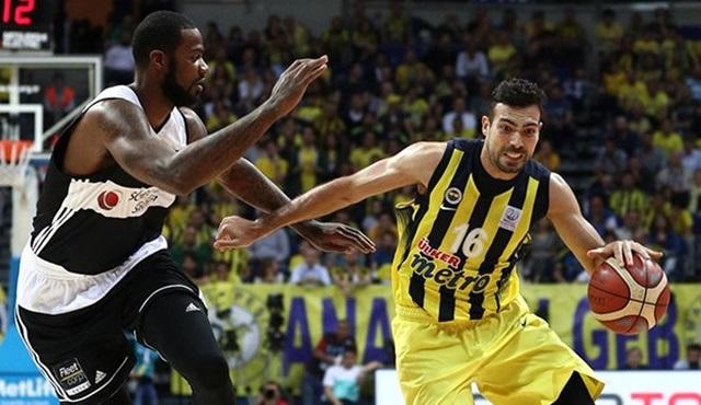 Spor Toto Basketbol Süper Ligi'nde final heyecanı NTV Spor'da yaşanacak!