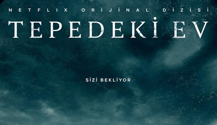 Netflix'in korku dizisi Tepedeki Ev'den yeni bir video paylaşıldı