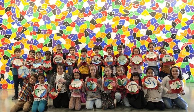 İstanbul Modern, 23 Nisan'da binlerce çocuğu ağırlayacak!