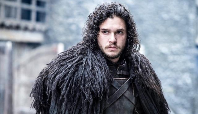"""Kit Harington açıkladı: Jon Snow """"Yokum"""" diyor"""